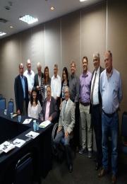 Participação do Presidente da ACIA Araçatuba, Wilson Marinho da Cruz, em reunião realizada com empresários e investidore