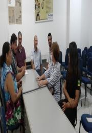 Reunião (21 de Março de 2017) - Conselho Municipal de Pessoas com Deficiência (CMPCD) de Araçatuba